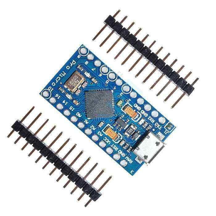 Arduino Pro Micro Klon 5V/16MHz