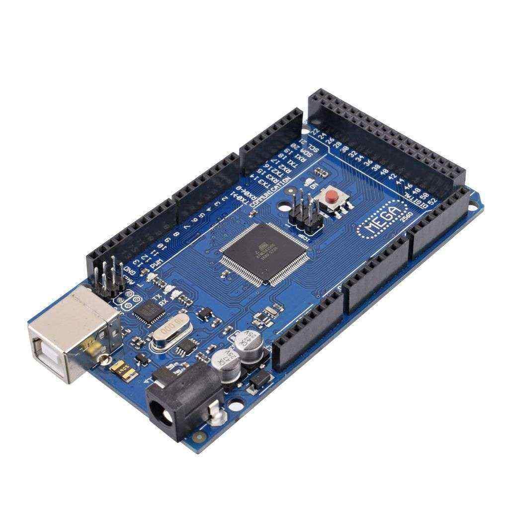 Arduino MEGA 2560 R3 Klon + USB Kablo