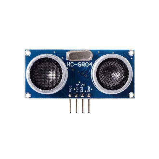 HC-SR04 Ultrasonic Mesafe Sensörü