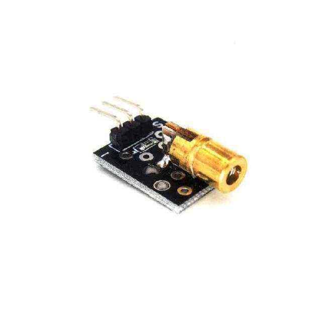 Lazer Sensör 650nm 5V 5mW