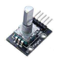 Arduino Rotary Encoder (KY-040)