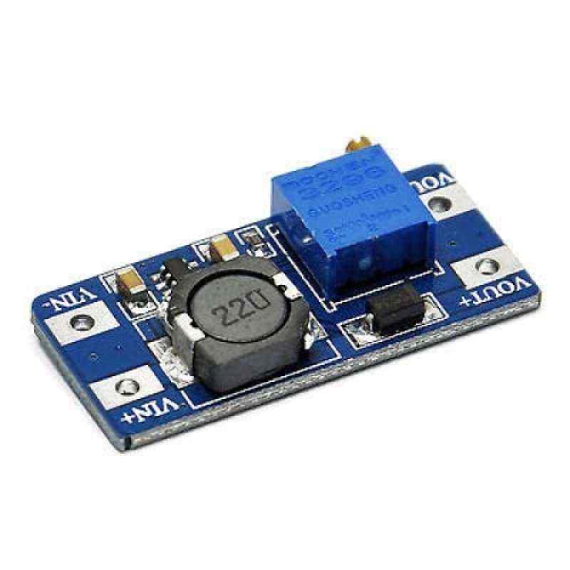 Ayarlanabilir Voltaj Yükseltici - MT3608