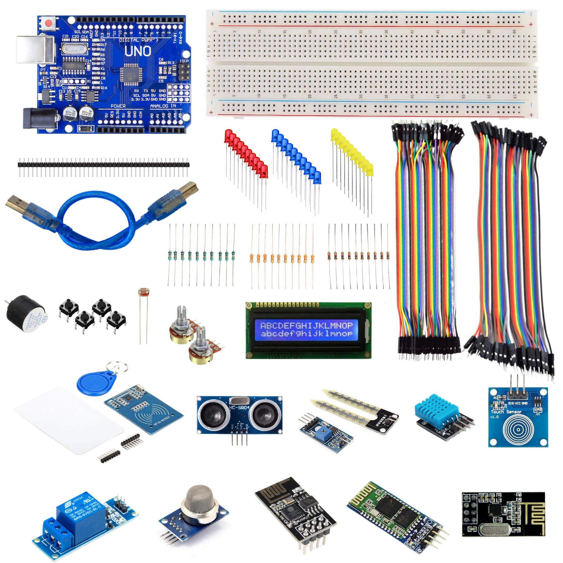 Arduino IOT Seti